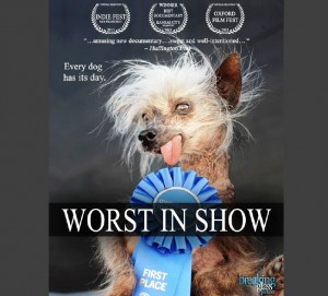 Worst In Show Giveaway
