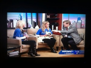 Almost Home Foundation on WGN News